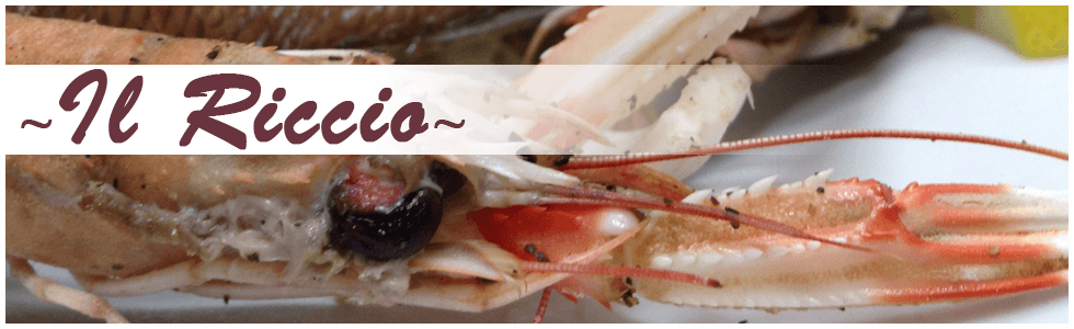 Piatti di Pesce - Ristorante Il Riccio, Monticello Amiata - Cinigiano (GR)