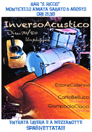 InversoAcustico - Disco 70/80 Unplugged