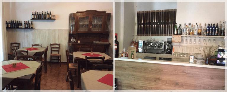 Ambiente rustico - Ristorante Il Riccio, Monticello Amiata - Cinigiano (GR)