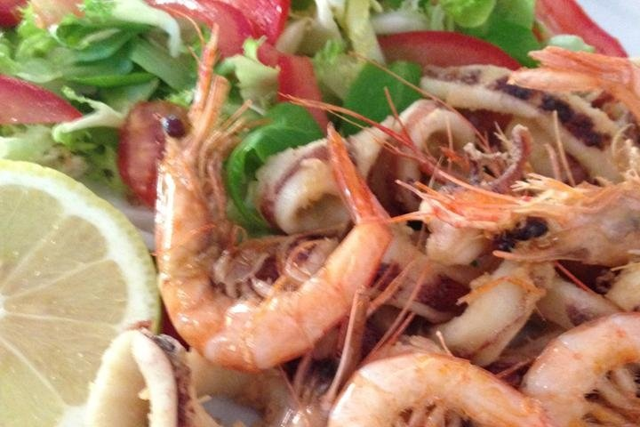 piatti a base di pesce fresco - Ristorante Il Riccio, Monticello Amiata - Cinigiano (GR)