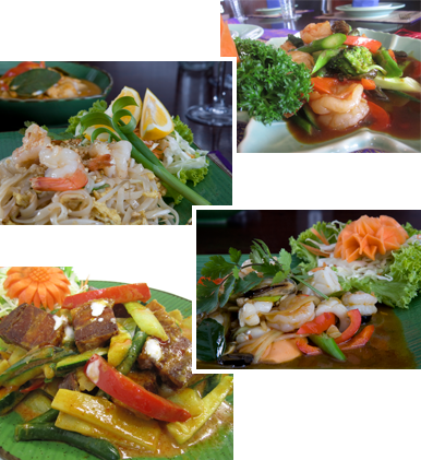 Thai cuisine havelock north starlake restaurant for 7 star thai cuisine