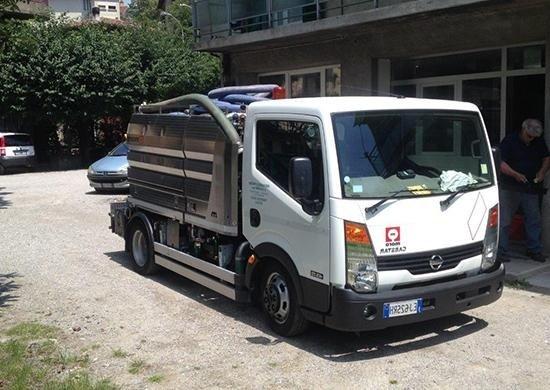 nuovo camion surghi Brusadelli