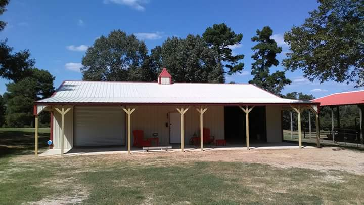 barn porches in central arkansas
