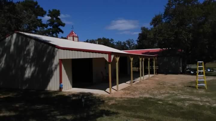barn porches in benton, ar