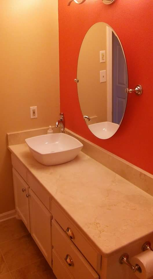 bathroom remodeling in benton