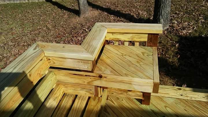 deck restoration arkansas