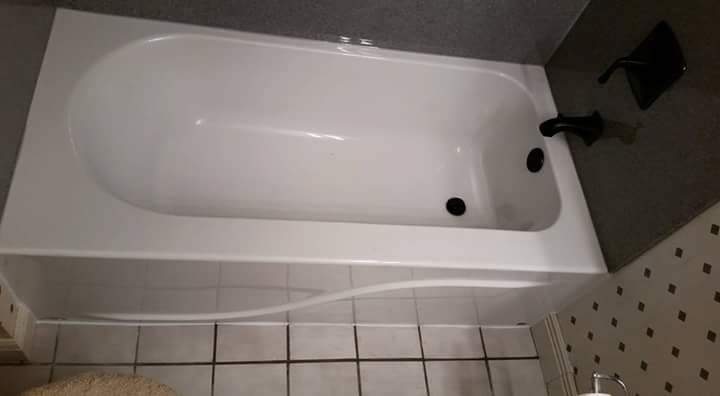 tub remodel in benton