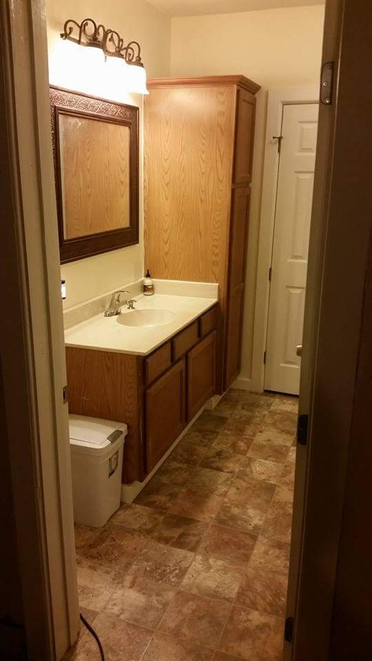 bathroom renovation arkansas