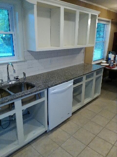 kitchen remodel in arkansas