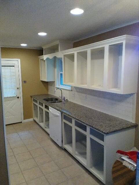 kitchen remodel in central arkansas