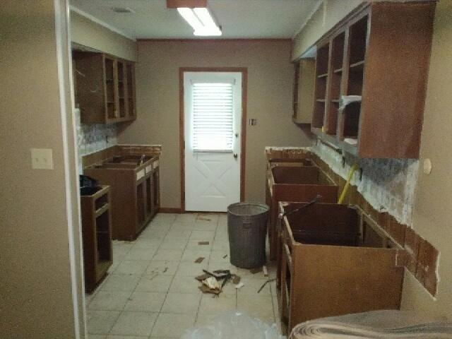 kitchen remodel in benton, ar