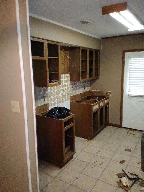kitchen remodel in benton