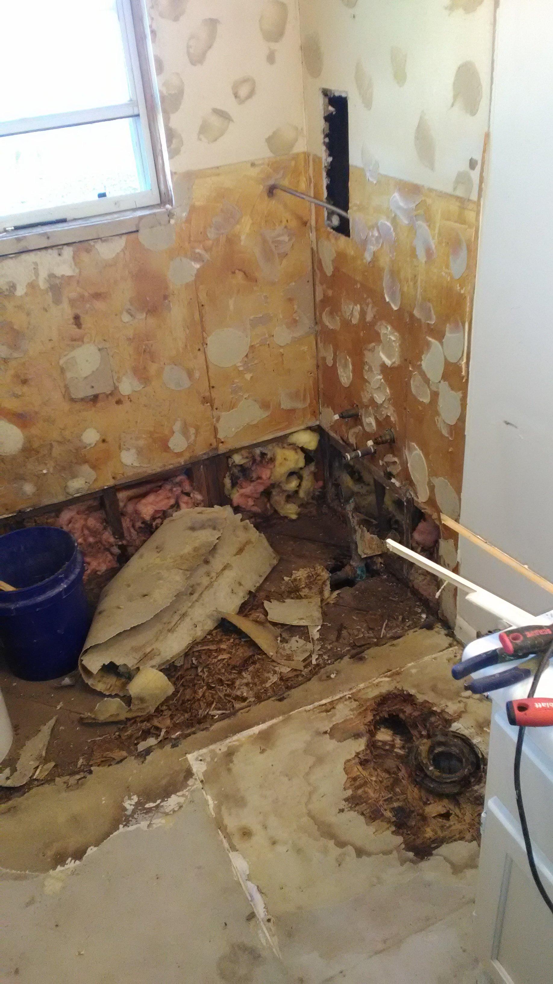 bathroom renovation in benton