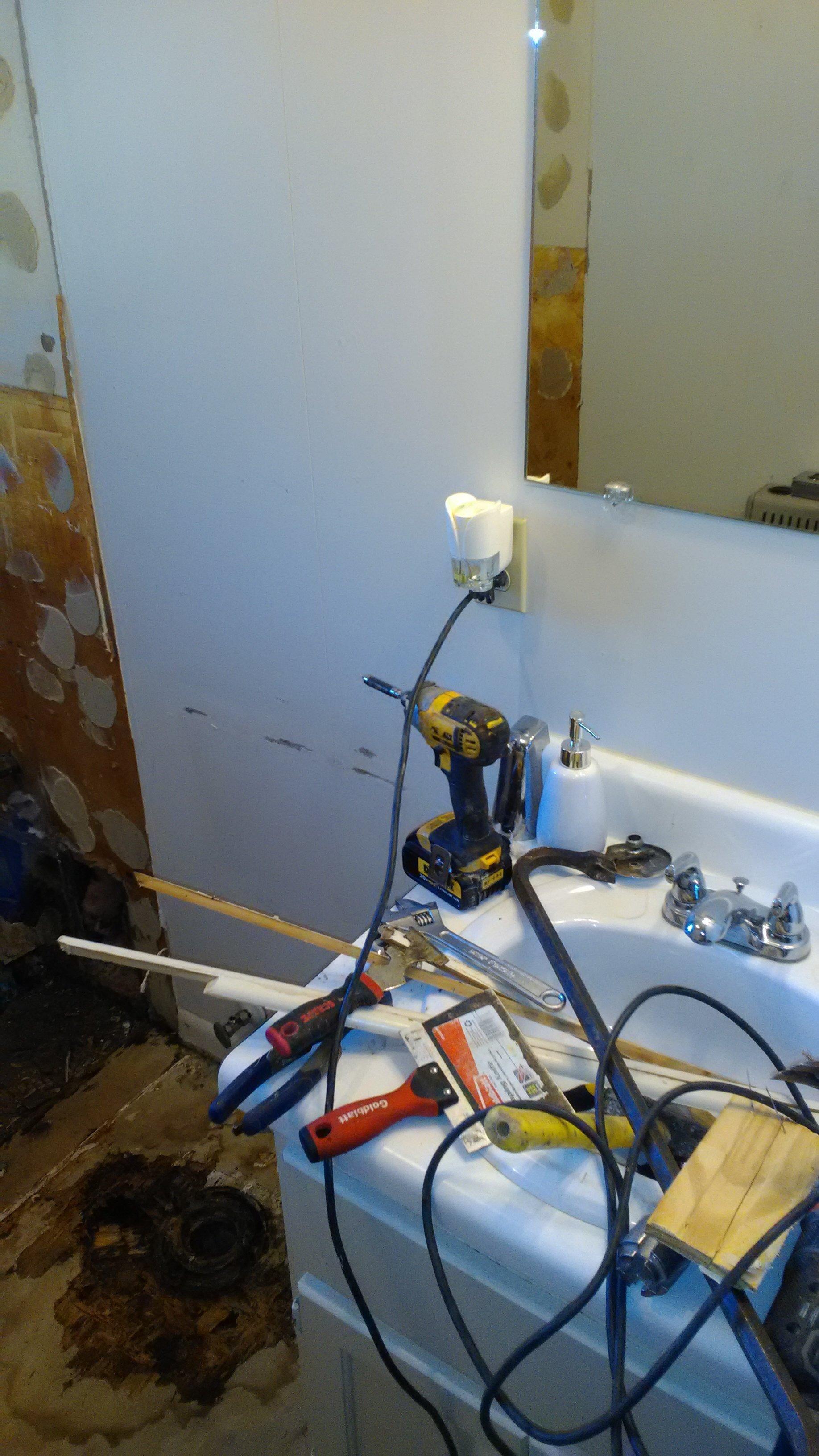 bathroom renovation in arkansas