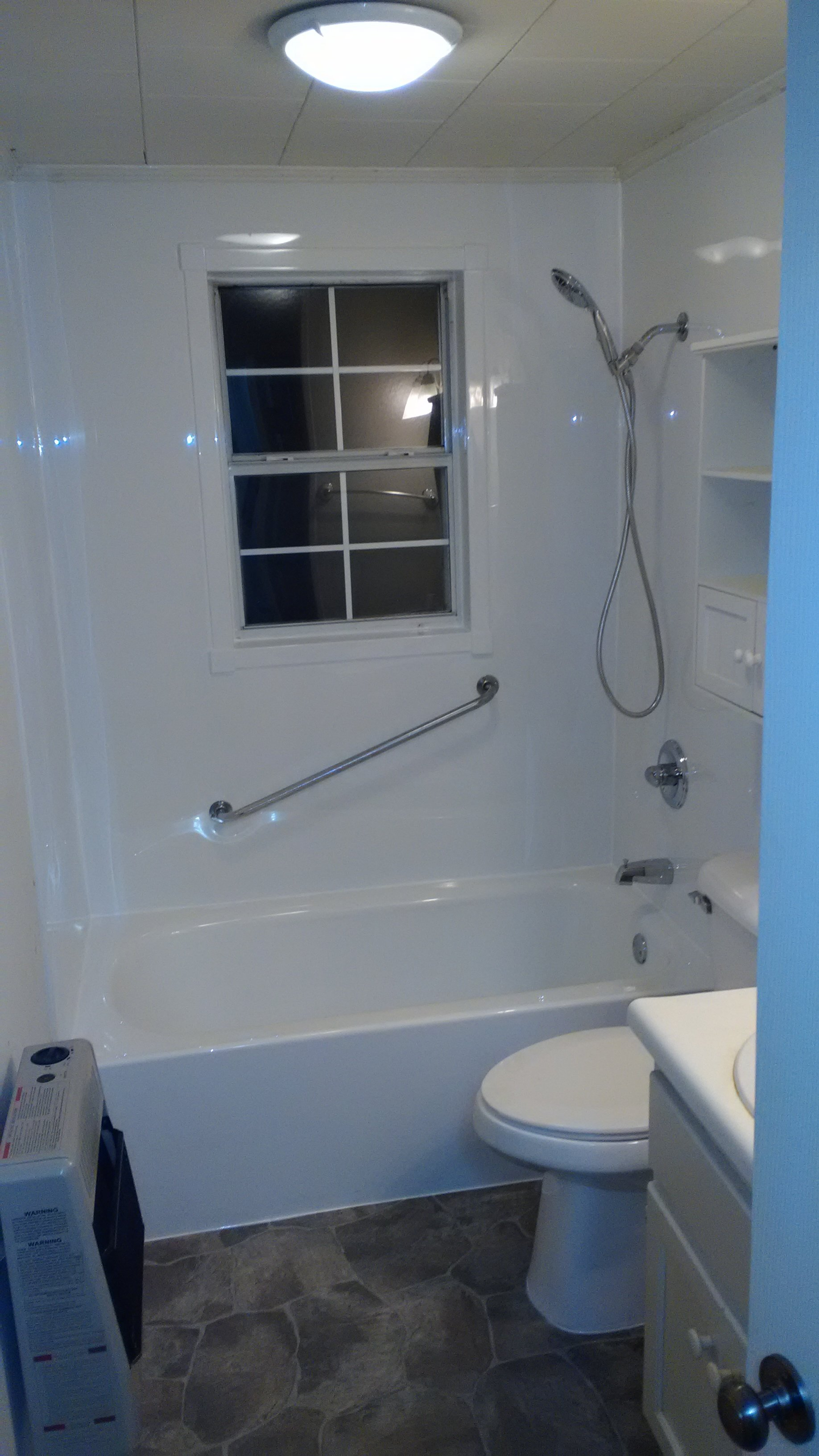 bathroom renovation in bryant