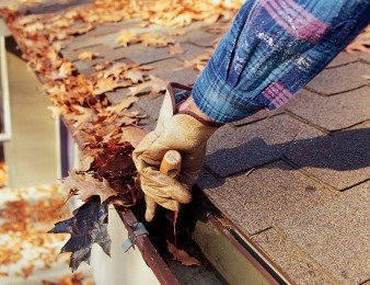 roof, roofing, gutters, cleaning gutters, fall weather, Arkansas weather, fall leaves, leaves
