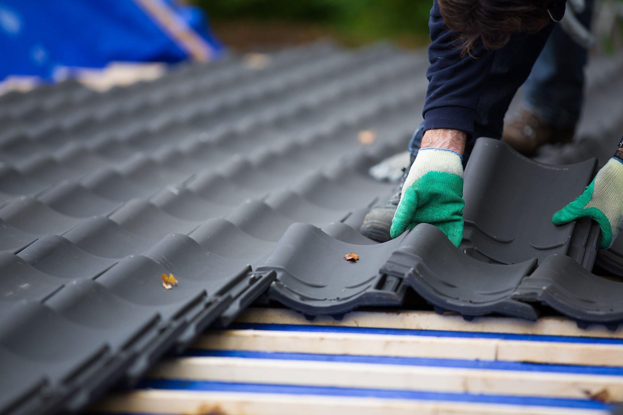 Roofing contractors in Benton, Arkansas