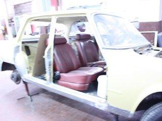 riparazione e restauro auto d'epoca Sassari