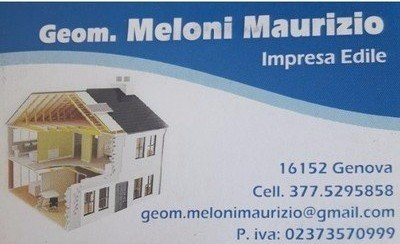 Geom. Meloni Maurizio logo