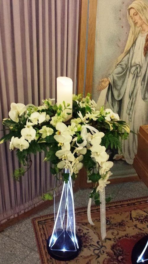 Addobbi per funerali