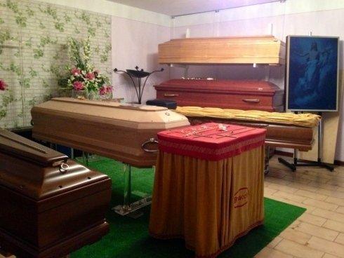 Cofani mortuari