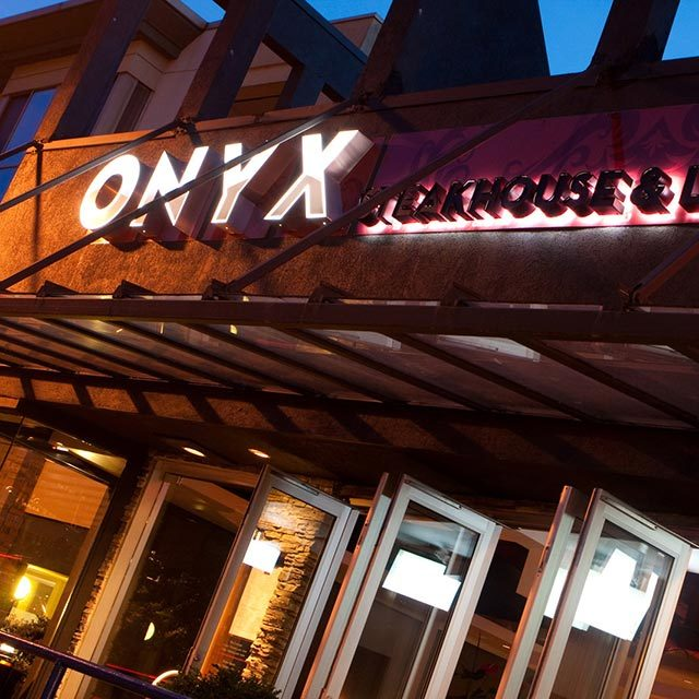 Exterior of Onyx in White Rock