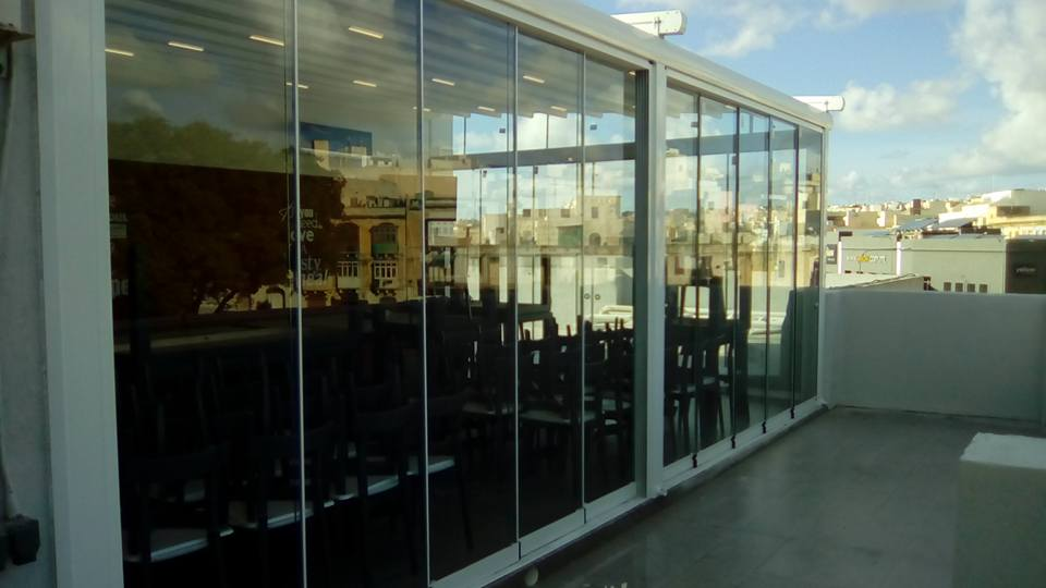 Dimech ent pergolas railings doors over 100 products - Glas pergola ...