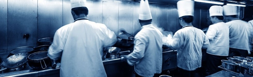 banchi inox cucine