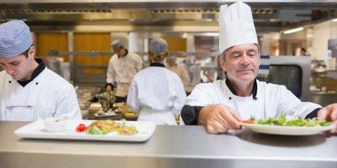 installazione cucine professionali