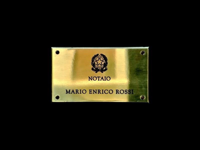 Notaio Mario Rossi Torino