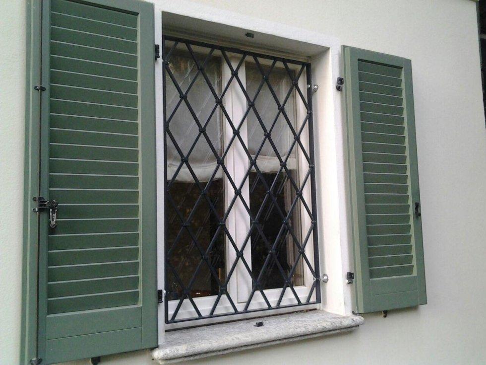 Recinzioni finestre
