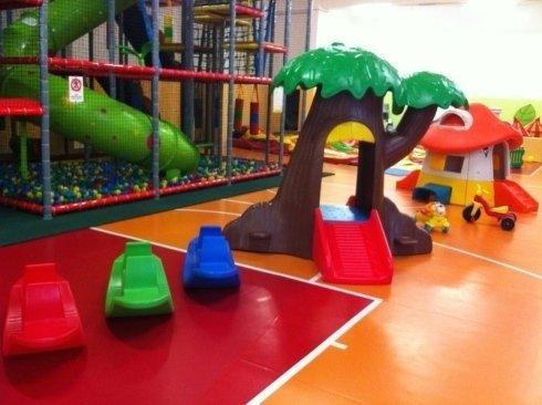 Parco giochi al coperto