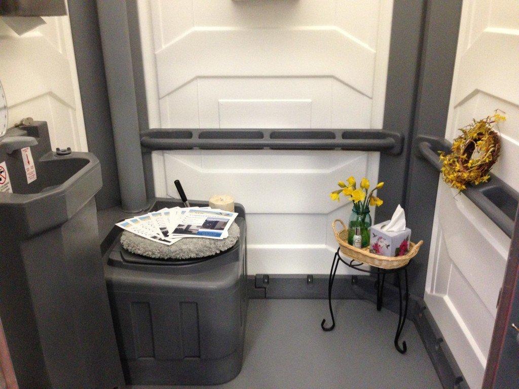 Portable Restroom - Bangor Pa.