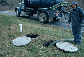 Allstate Septic Systems Septic Tank Pumping