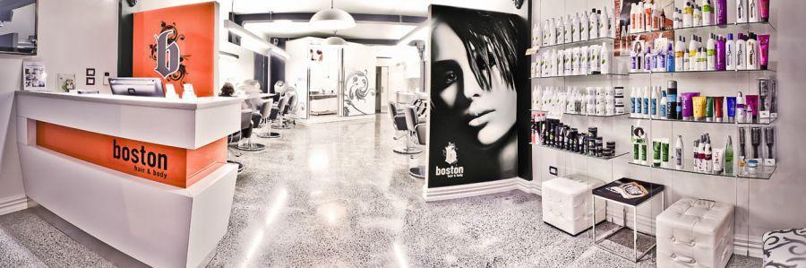 Auckland hair salon