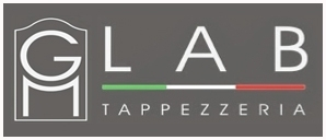 GM Tappezzeria lab La Spezia - Logo