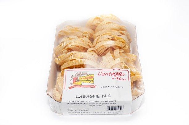 pacchetto di LASAGNE N.4
