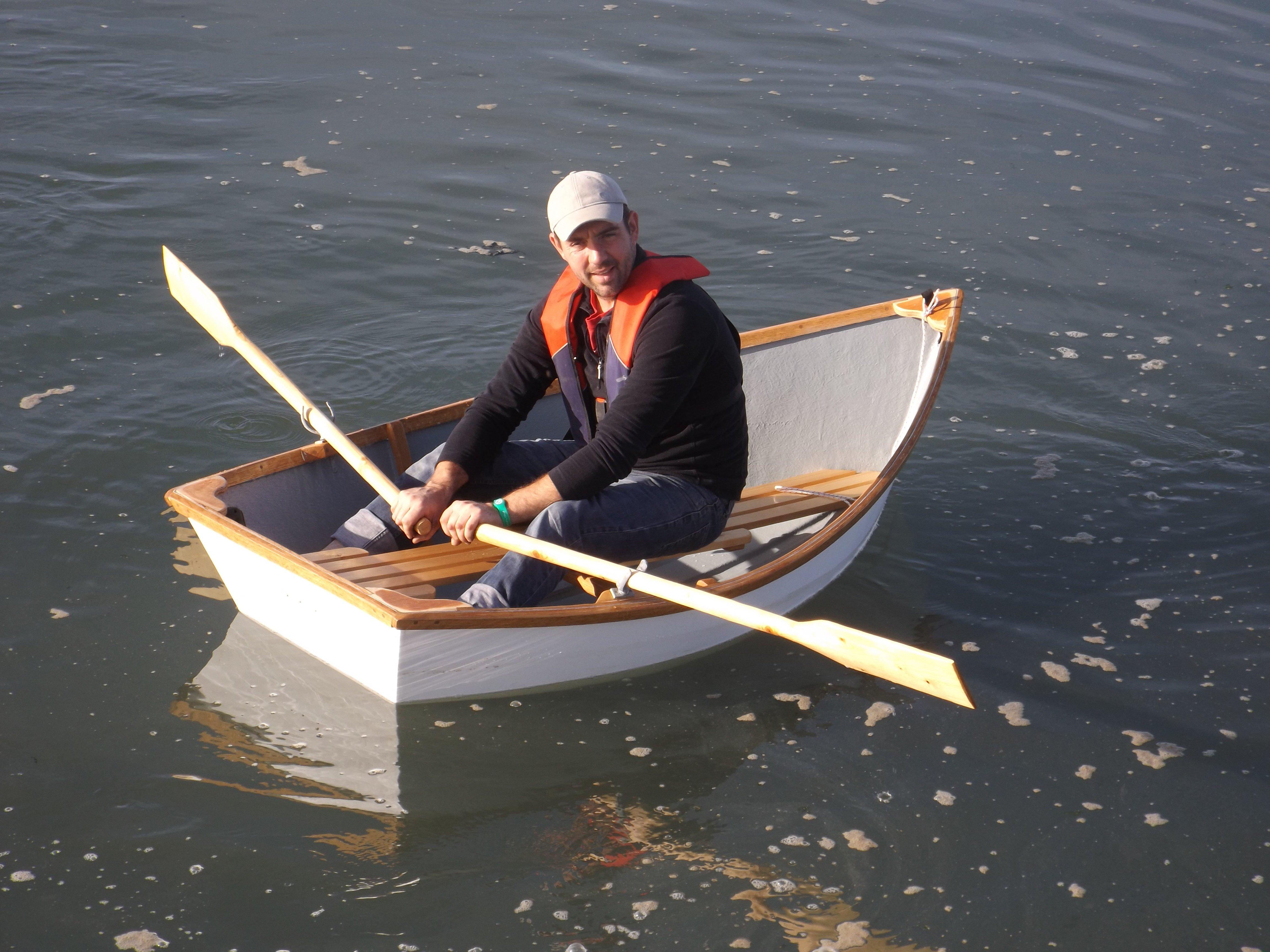 Man in Angler