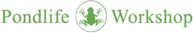Pondlife Workshop logo