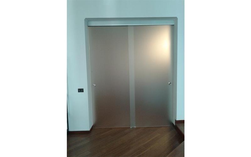 porte ufficio in vetro