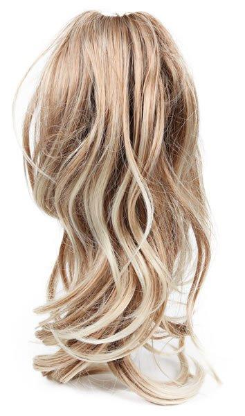 wavy hairdo