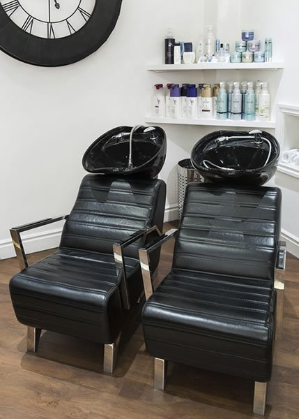 hair wash chairs