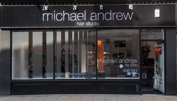 Michael Andrew Hairdressing salon