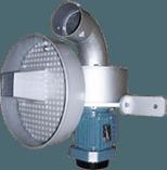 elettroventilatori, centrifughe, pale
