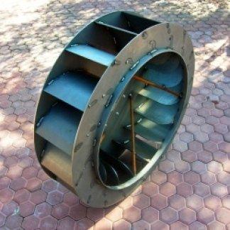 girati speciali, ventole a disegno centrifughe speciali