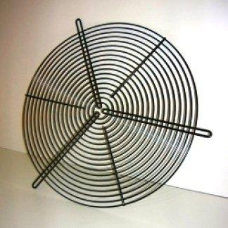 reti piane, reti per ventilatori elicoidali, ventilatori