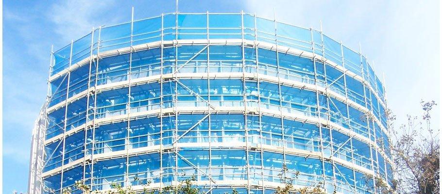 Commercial scaffolders