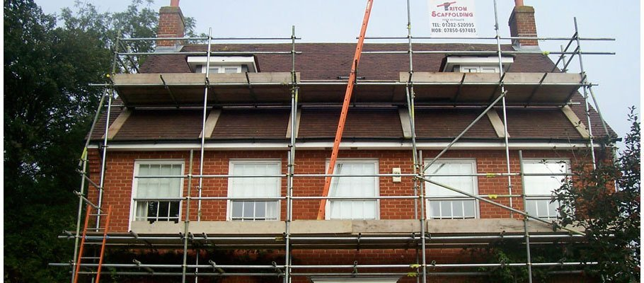 Home scaffolding