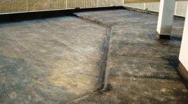 Impermeabilizzazione terrazzo con guaina bituminosa
