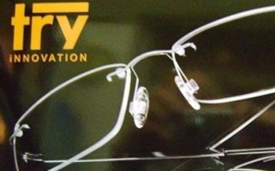 occhiali try pisa